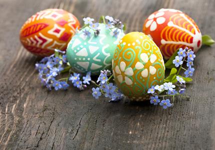 Congé de printemps – Pâques